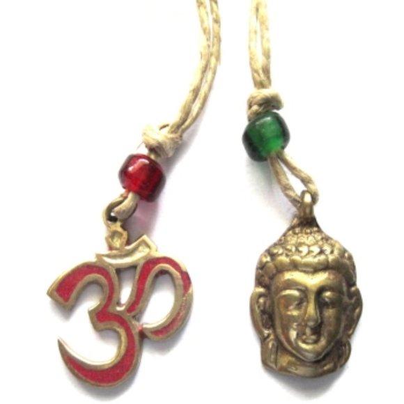 Boho buddha jewlery set